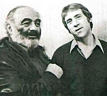 Parajanov Vysotsky 1979