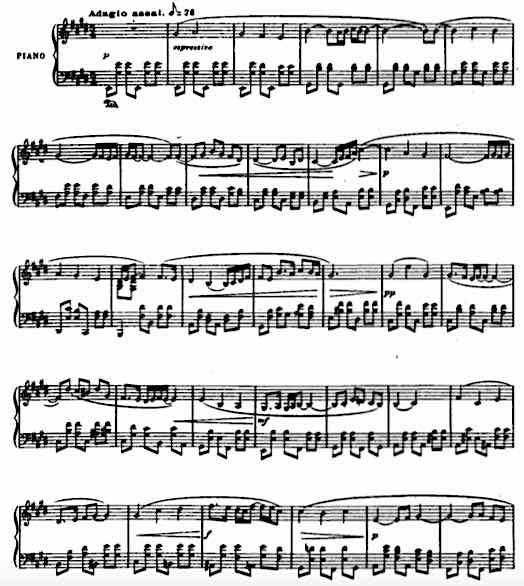 Ravel adagio