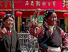 Tibet singers