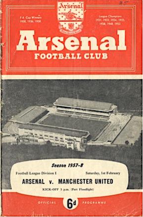Arsenal 1958