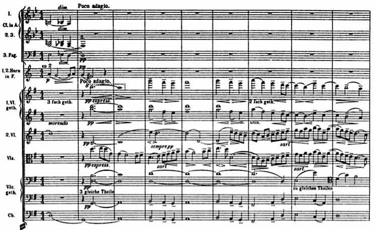 Mahler 4 adagio 2