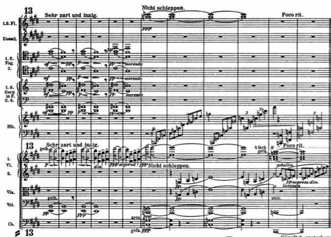 Mahler 4 adagio 4