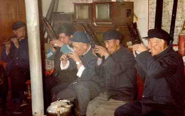 Tianjin fagu 1989