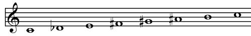 Verdi scale