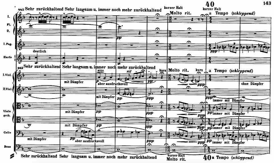 Mahler 1 finale