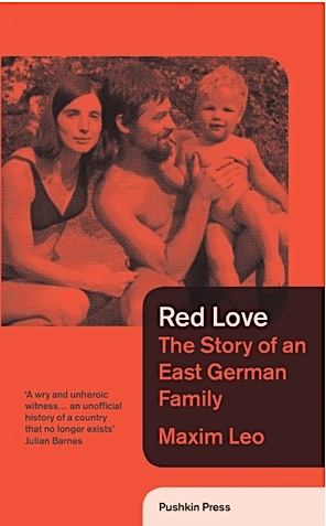 Red love cover