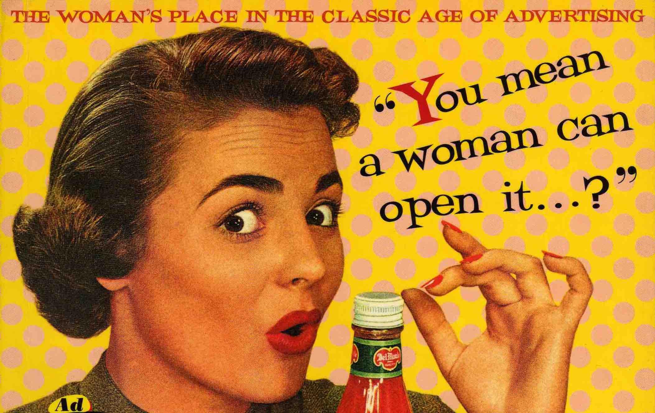sexist postcard