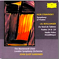 Boulanger CD cover