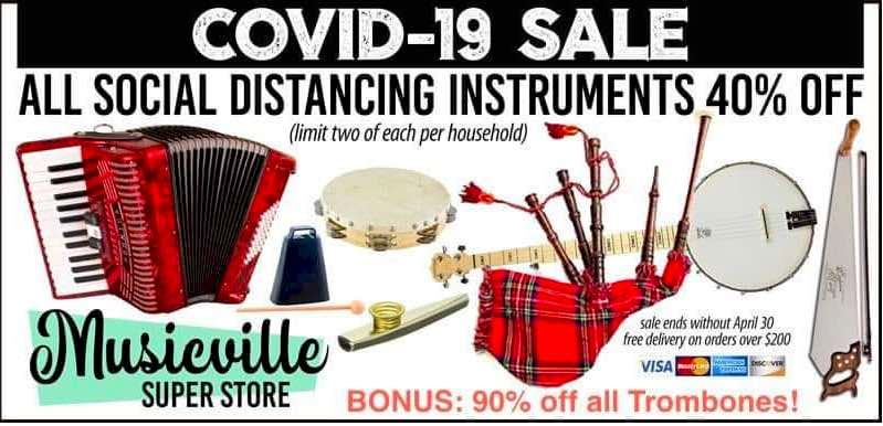 Covid instruments