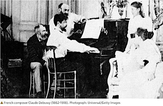Debussy salon