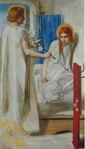 Rossetti 1850