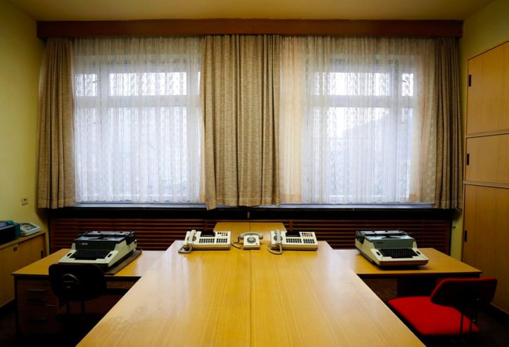 Stasi office
