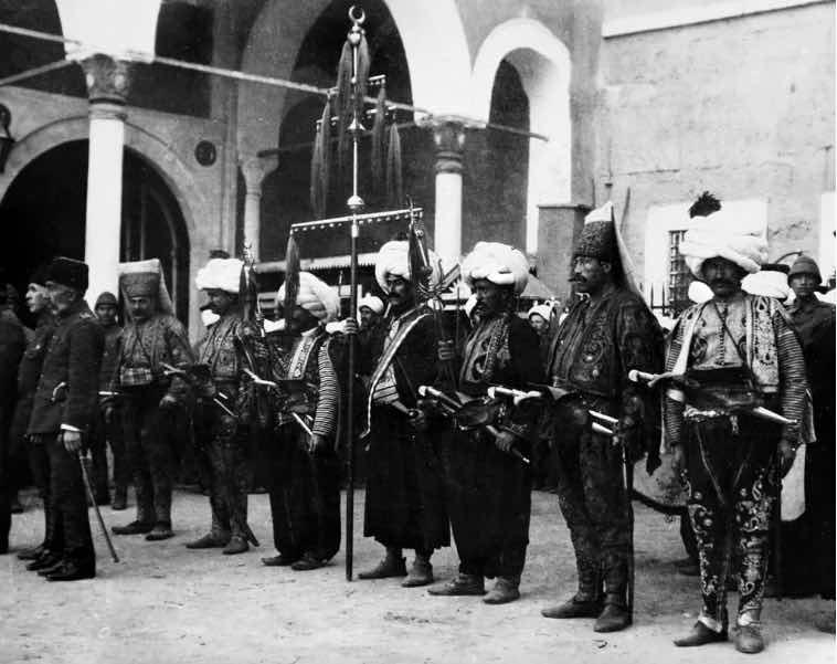 Mehterhane 1917