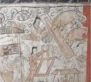 Qilicun mural