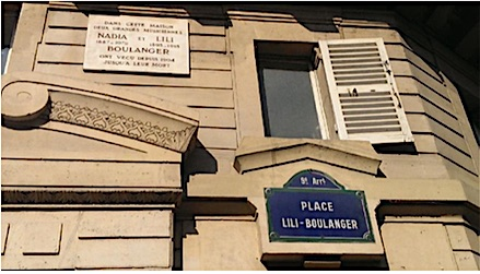 Boullanger plaque