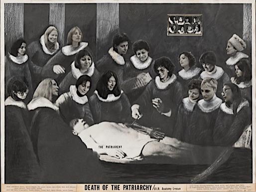 Death of patriarchy