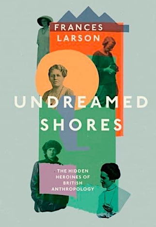 Undreamed shores cover