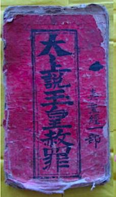 Pardon cover Tianzhen