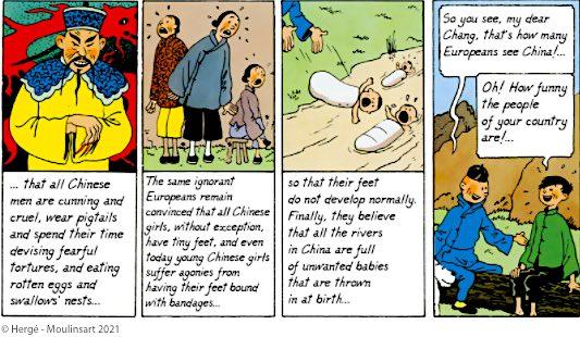 Tintin China images