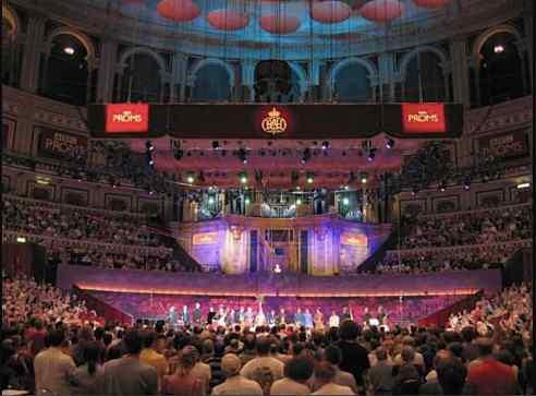 Proms organ