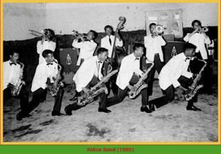 Police band 1965